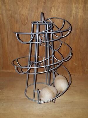 Egg Skelter, Silver