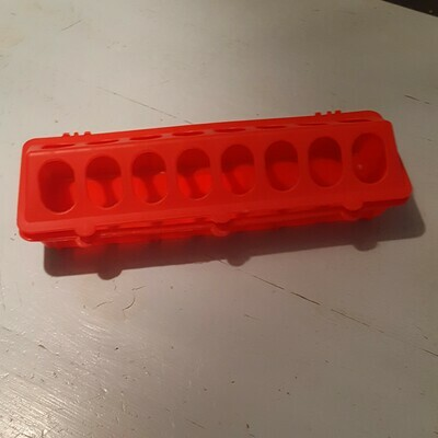Plastic Flip Top Chick Feeder
