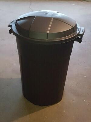 32 Gallon Plastic Storage Can