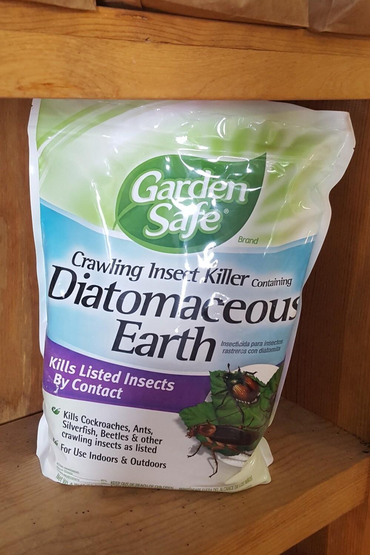 Garden Safe Diatomaceous Earth, 4 lb.