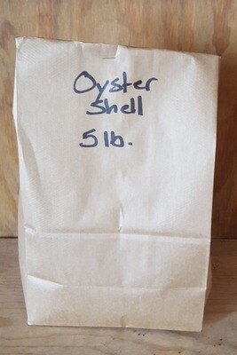 Oyster Shell, 5 lb.