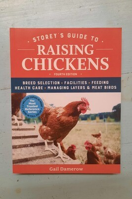 Storey's Guide to Raising Chickens, by Gail Damerow