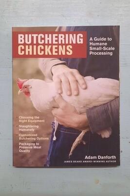 Butchering Chickens, by Adam Danforth