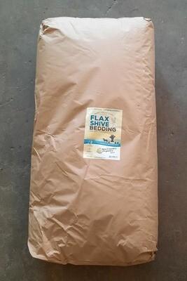 Flax Shive Bedding - New Country Organics
