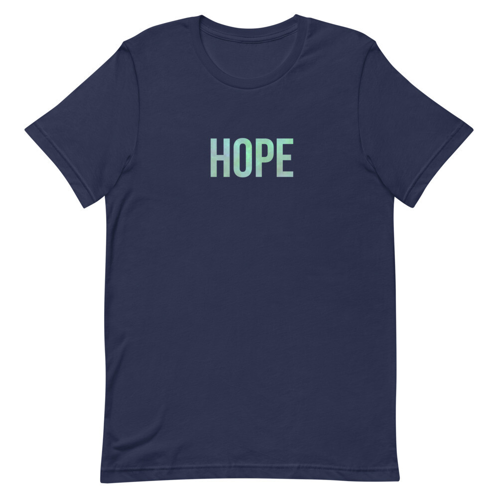 """Hope"" Short-Sleeve T-Shirt - One Name Collection"