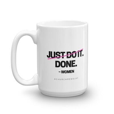 Done Mug