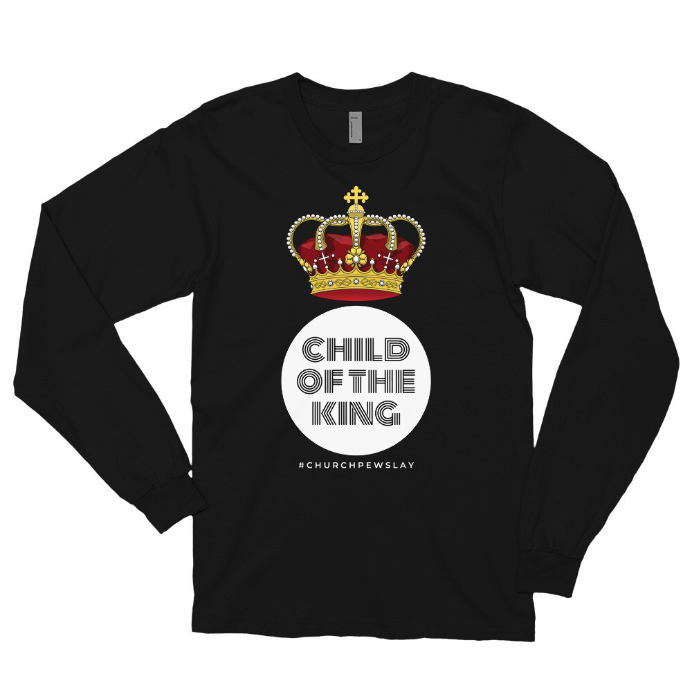 Child of the King Long sleeve t-shirt