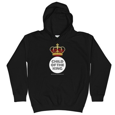 Child of the King Kids Hoodie