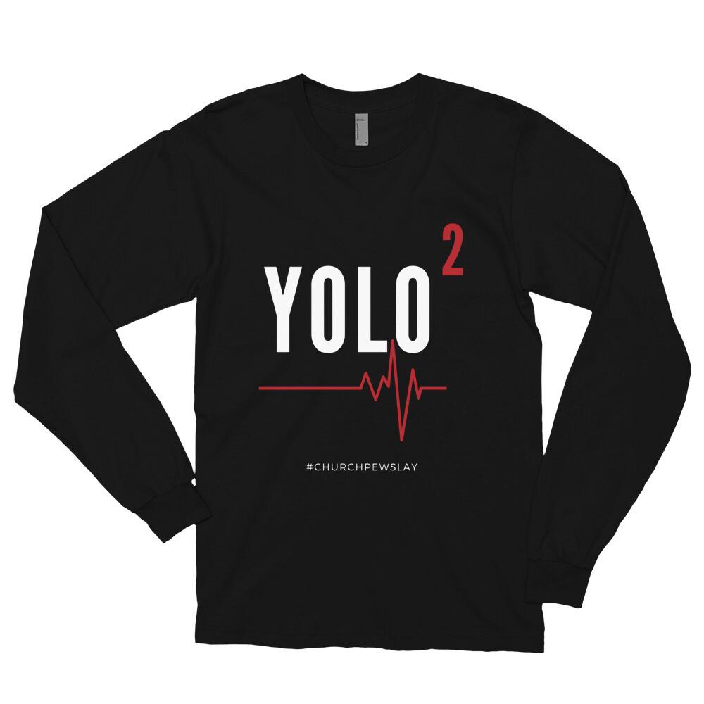 YOLO2 Long sleeve t-shirt