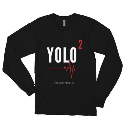 YOLO2 Long sleeve t-shirt