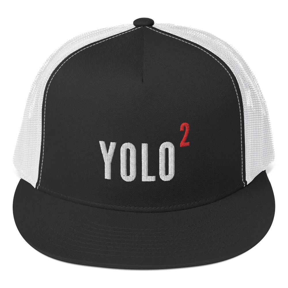 YOLO2 Trucker Cap