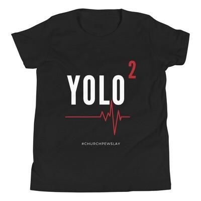 YOLO2 Youth Short Sleeve T-Shirt