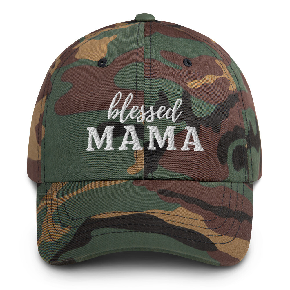 Blessed Mama Dad hat