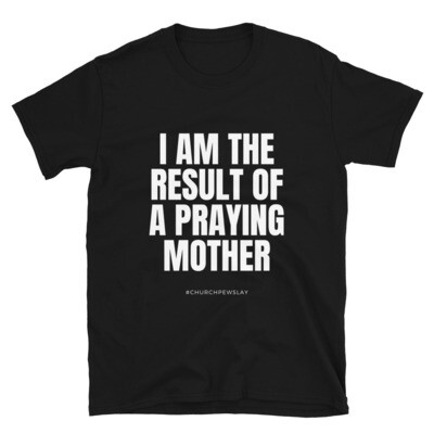 Praying Mother 2 Short-Sleeve Unisex T-Shirt