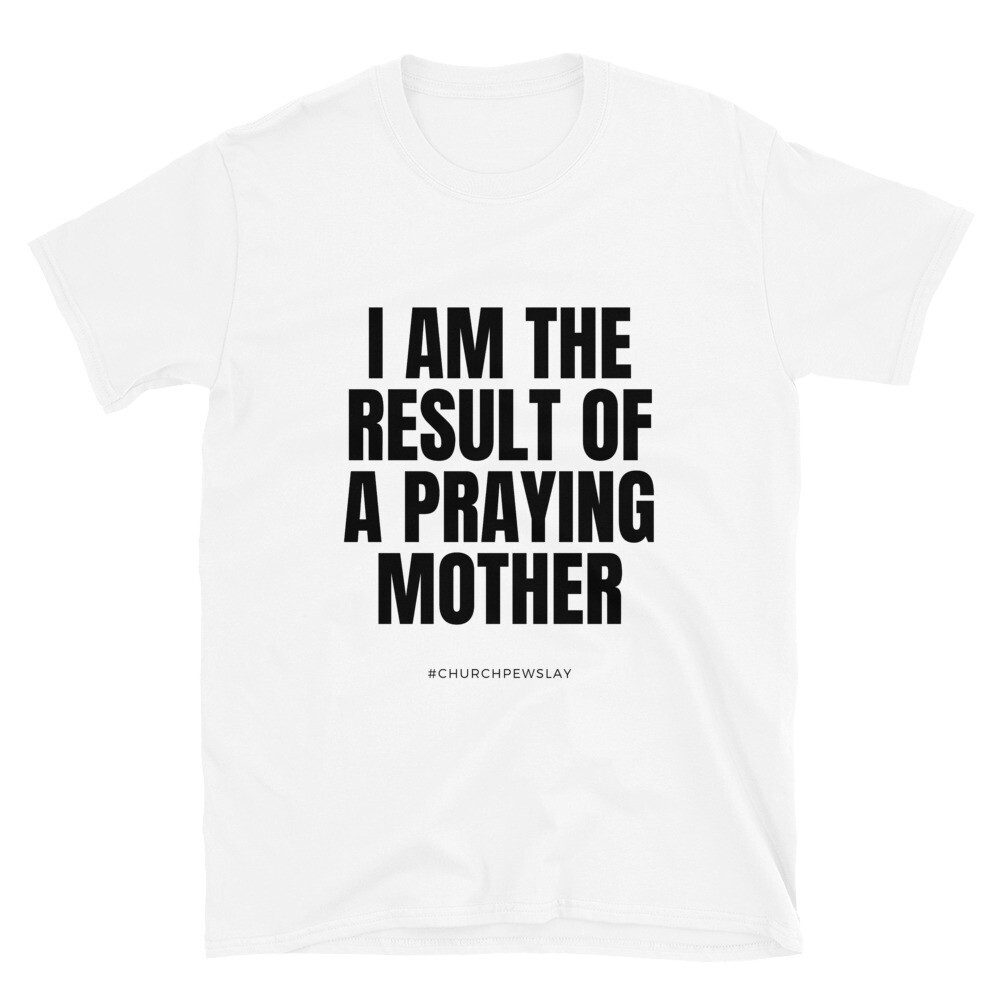 Praying Mother Short-Sleeve Unisex T-Shirt