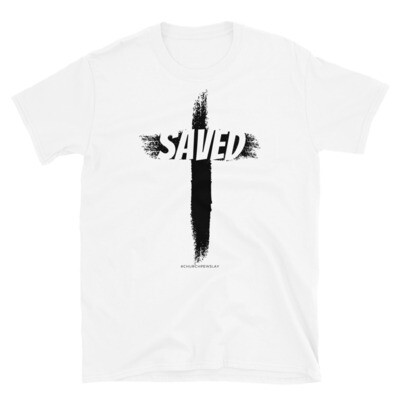 Saved Short-Sleeve Unisex T-Shirt