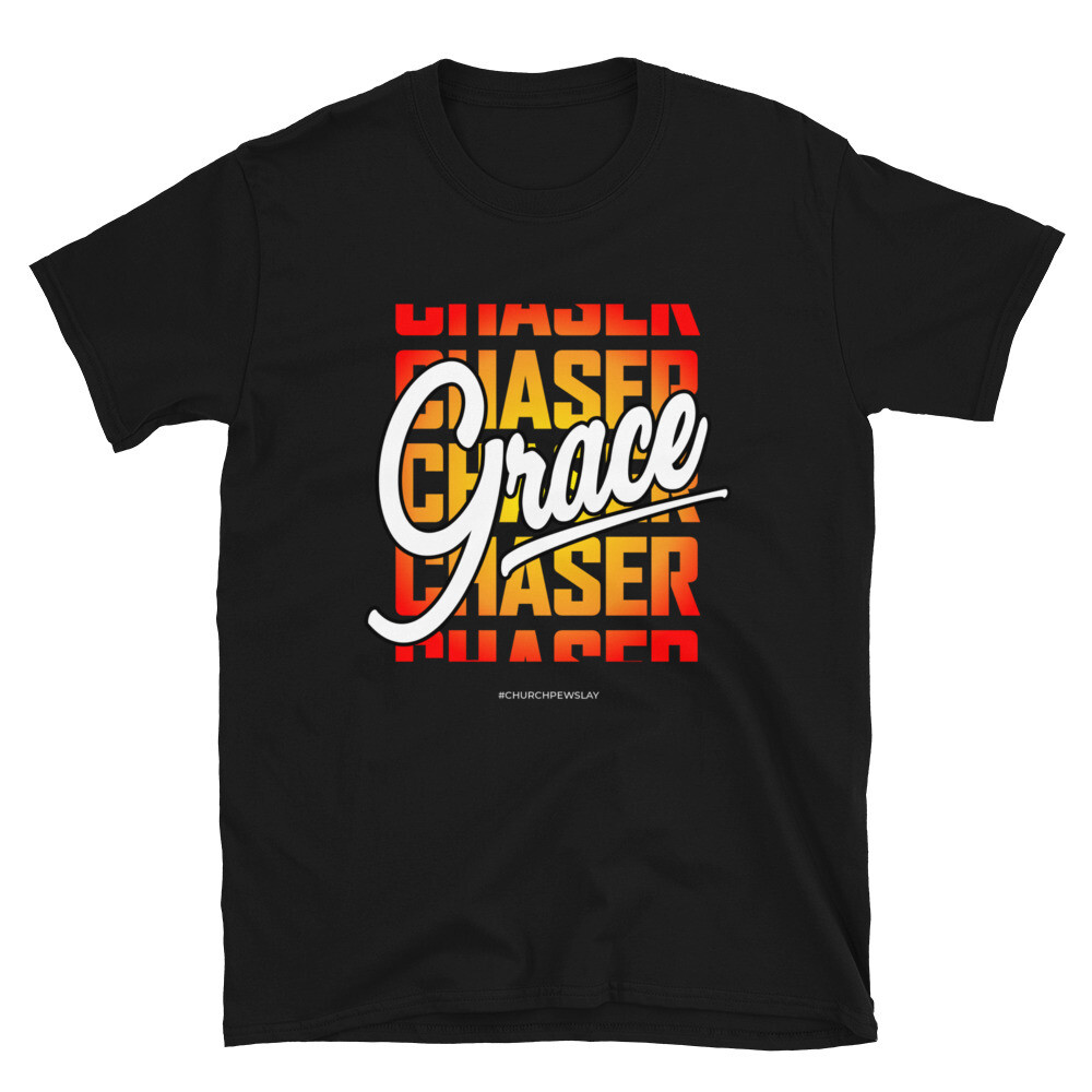 Grace Chaser Short-Sleeve Unisex T-Shirt