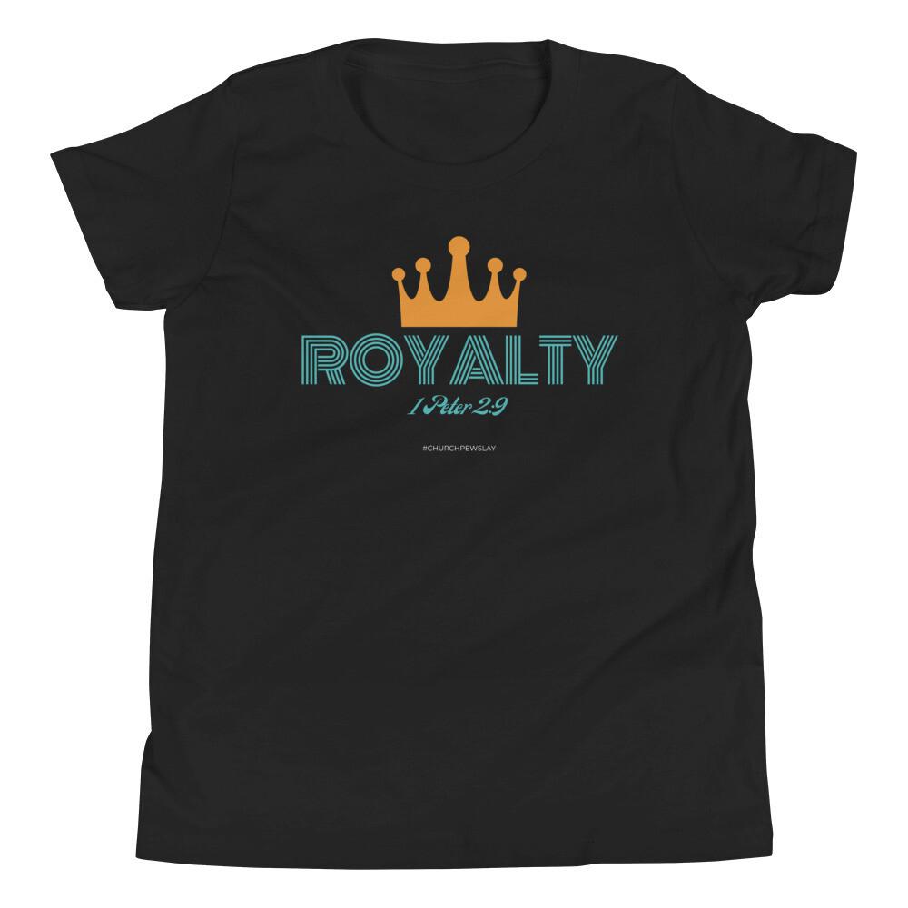 Royalty Youth Short Sleeve T-Shirt