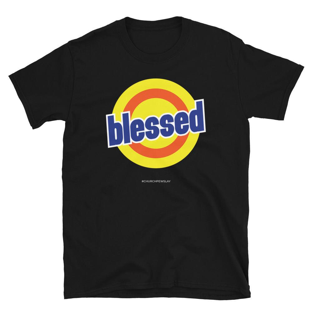 Tide Blessed Short-Sleeve Unisex T-Shirt