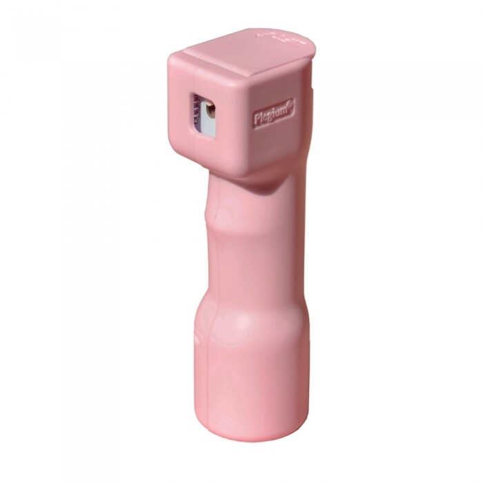 PLEGIUM COMBO (3 IN 1) PEPPER SPRAY PINK