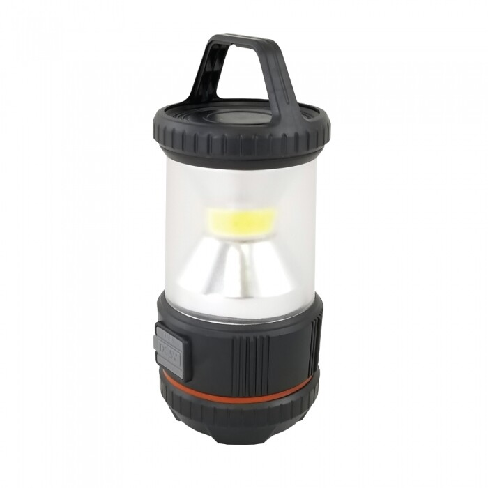 Rechargeable LED Camping Lamp with Power Bank