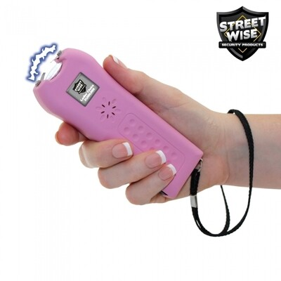 Streetwise Ladies' Choice 21,000,000 Stun Gun with alarm