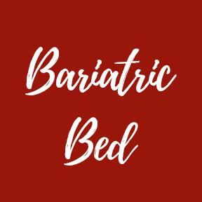Hill-Rom TotalCare Bariatric Plus Bed