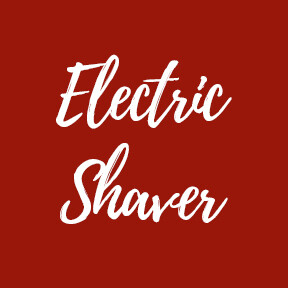 Wet & Dry Electric Shaver