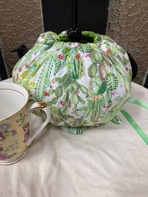 Cactus Teapot Cosy