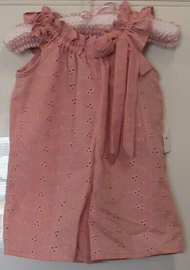 Pretty in Pink Romper - Size 2