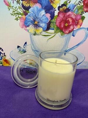 Honeybush Vanilla Candle