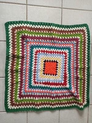 Multicoloured Rug (ref # 192)