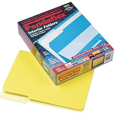 Pendaflex / File Folders, Letter Size, Select Colors
