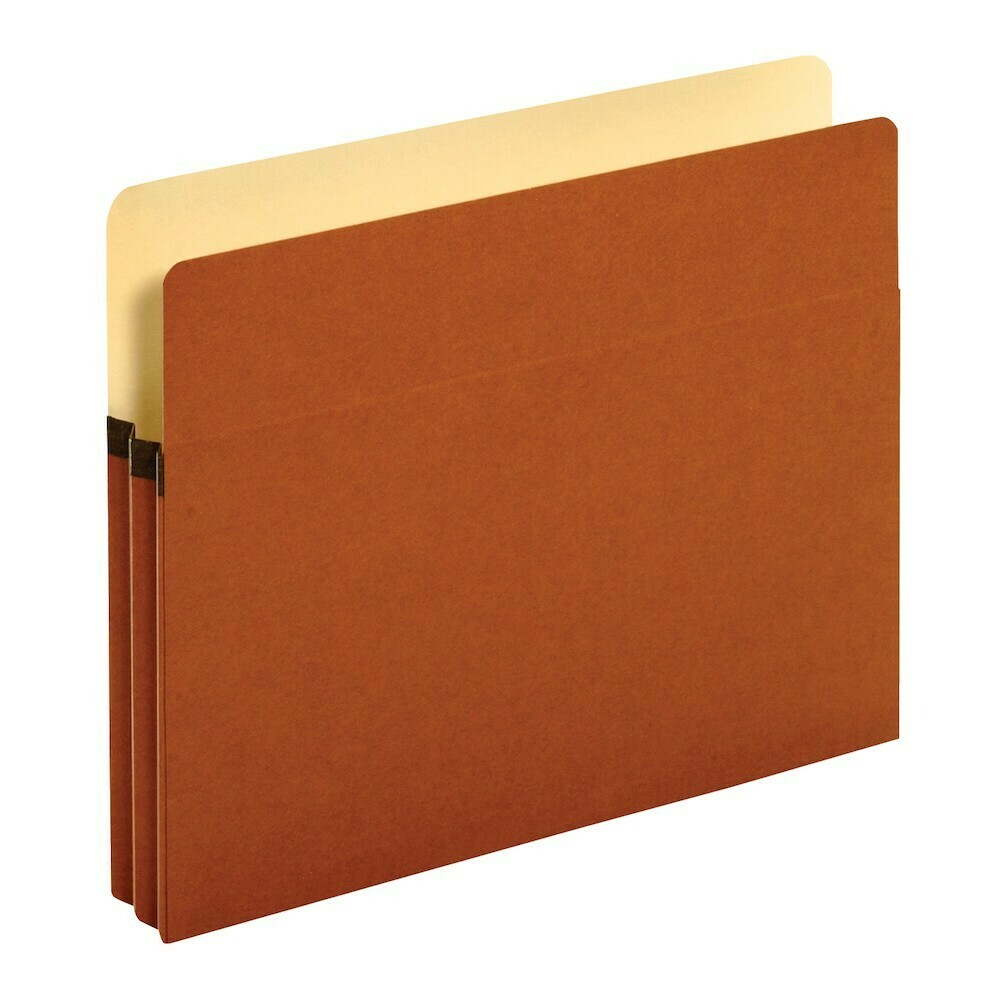 "Pendaflex / Pocket Expanding File 1.75"", Brown, Letter"