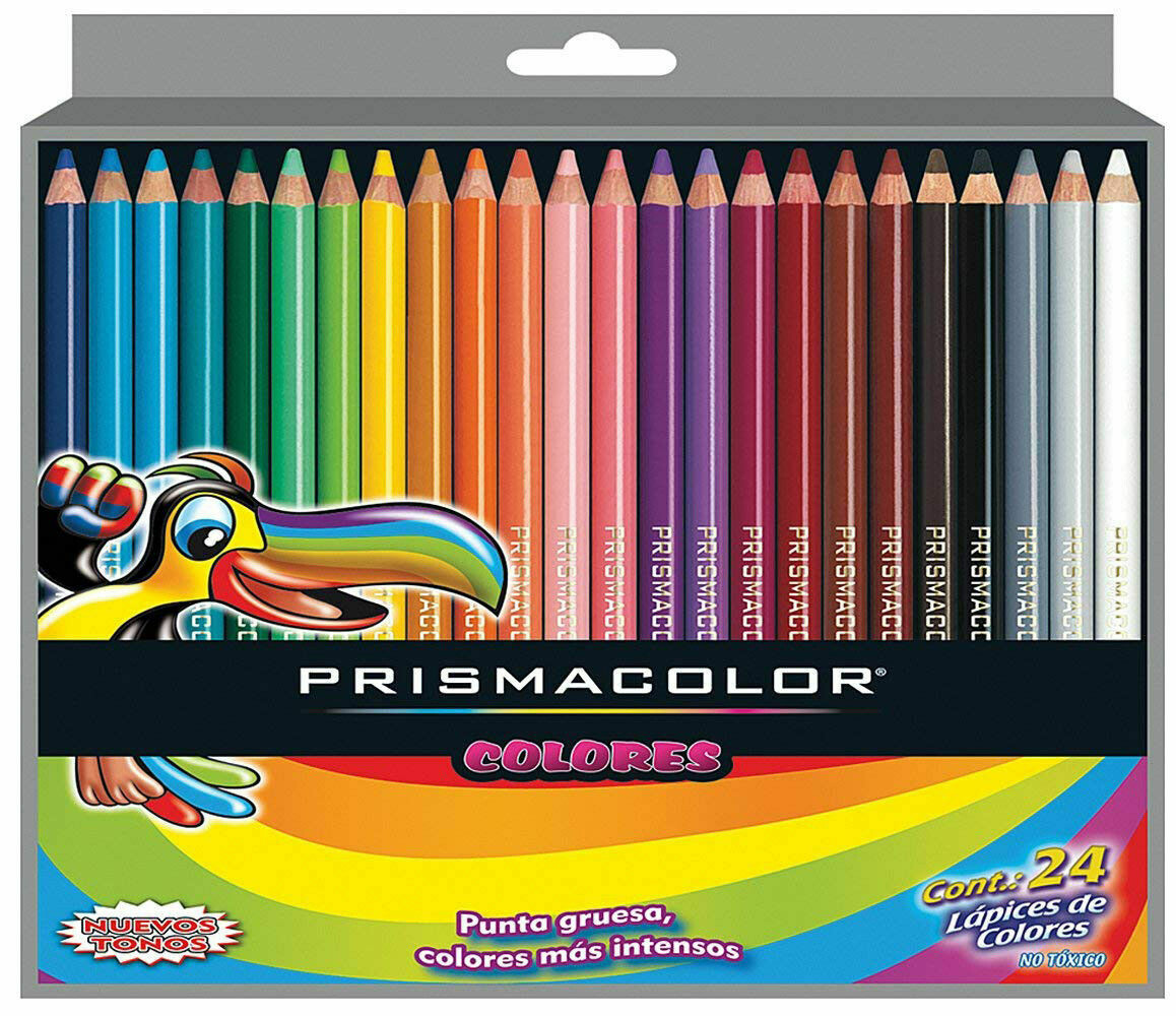 Prismacolor /  Color Pencil  / Set (24)