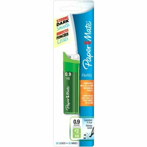 Paper Mate / Lead Refill 0.9mm 35ct.