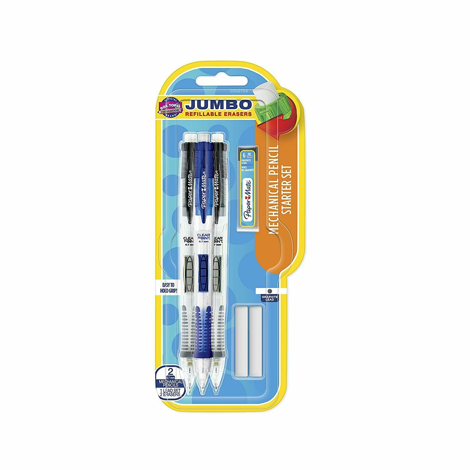 Paper Mate / Clearpoint 0.7mm Mechanical Pencil Starter Set