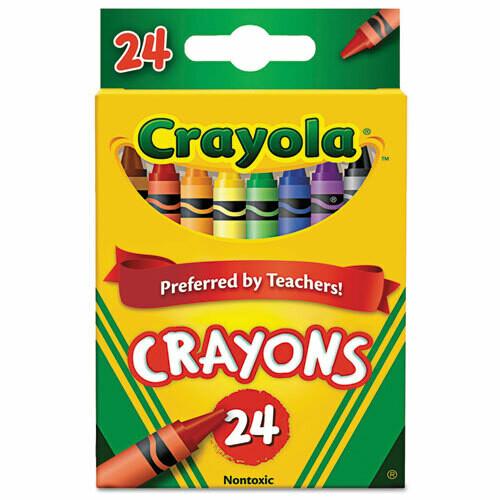 Crayola / Crayons [24 Colors]