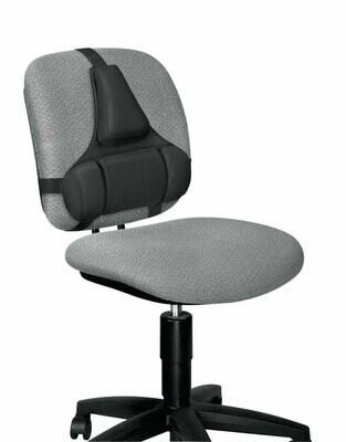 Fellowes/ Professional Series Back Support, Black