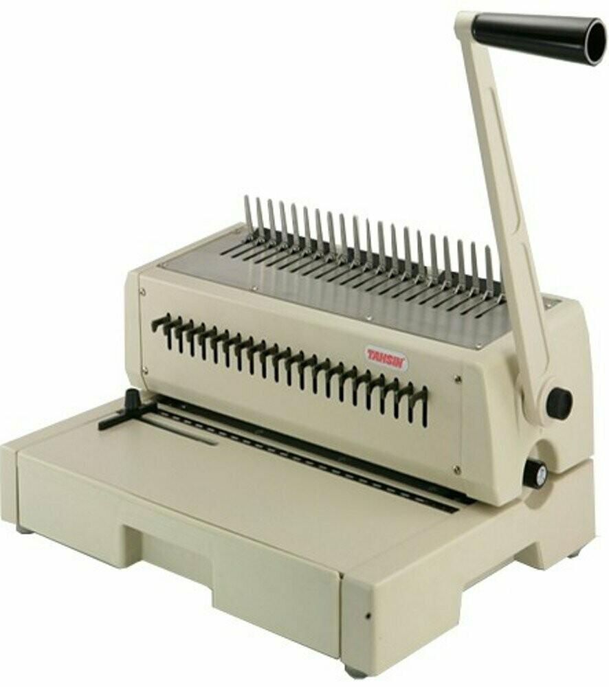 Tamerica / Manual Comb Binding Machine