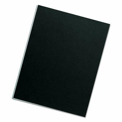 Tamerica/ Binding Cover, Black, Letter Size, Pk-50