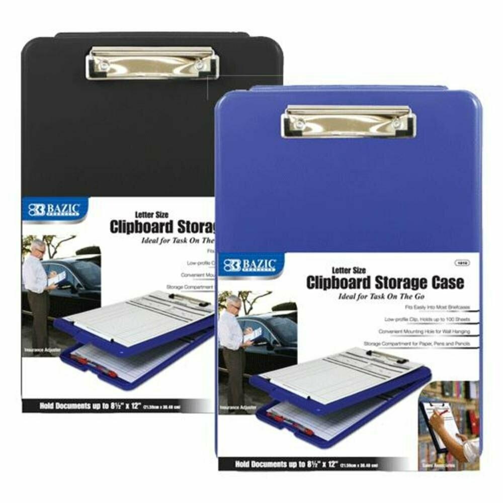 Bazic / Clipboard Storage Case