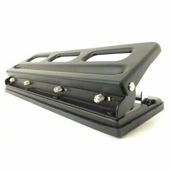 Tamerica / V400-M Velobind 4 hole punch for use with 4 pin Velobind strip sets & Velobind Velobind strips