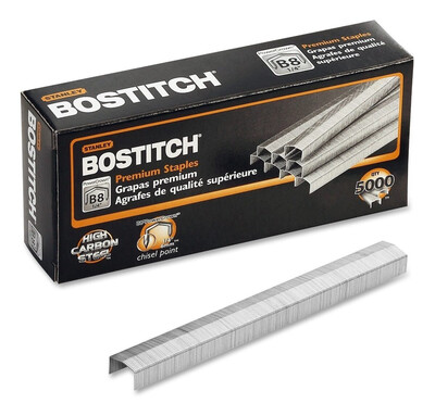 Bostitch / Staples Premium B8, Bx/5000
