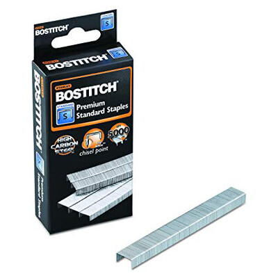 "Bostitch / Standard Staples, 1/4"" Leg Length"