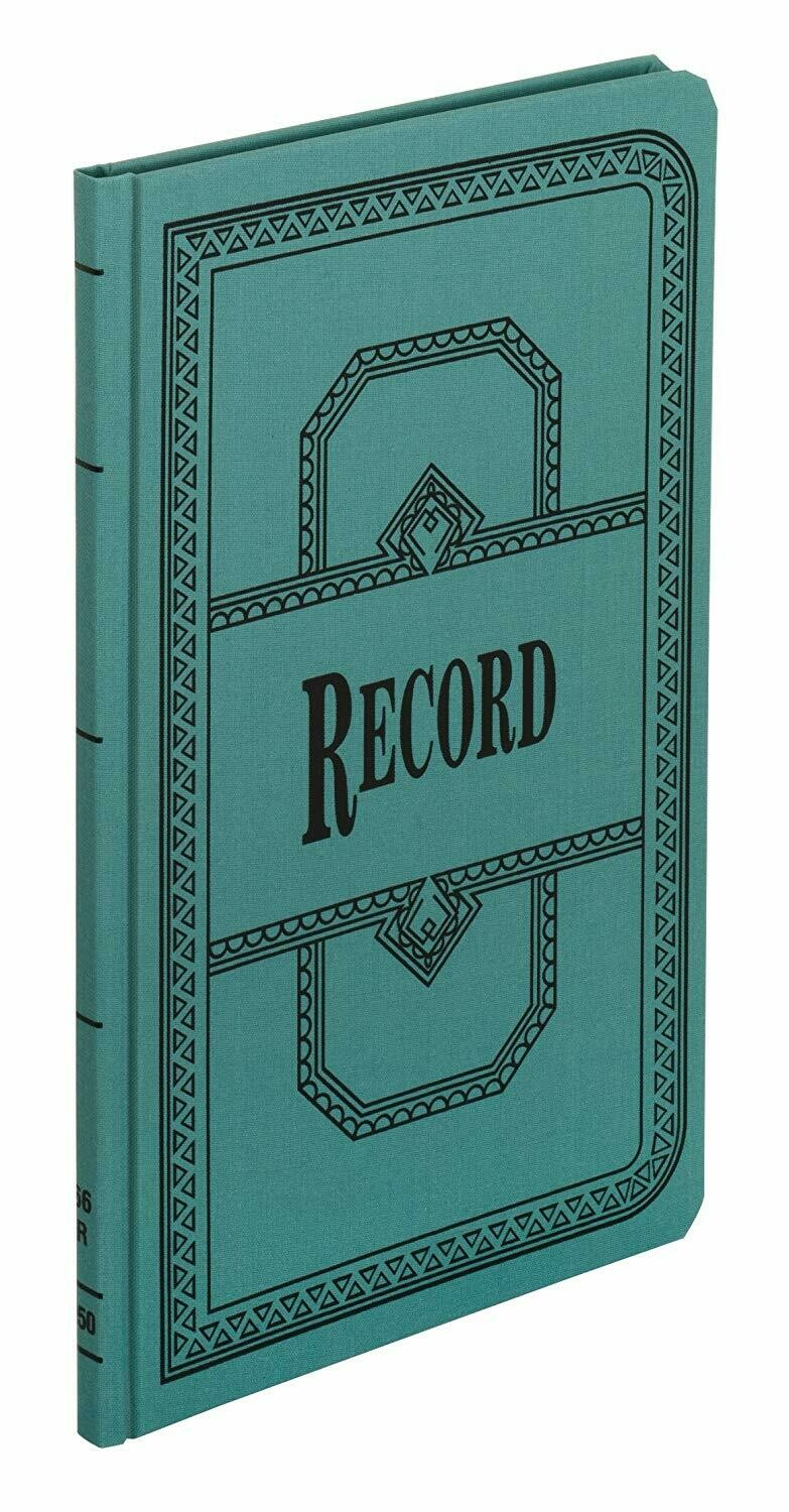 Blueline / Record/Account Book,150 Pages