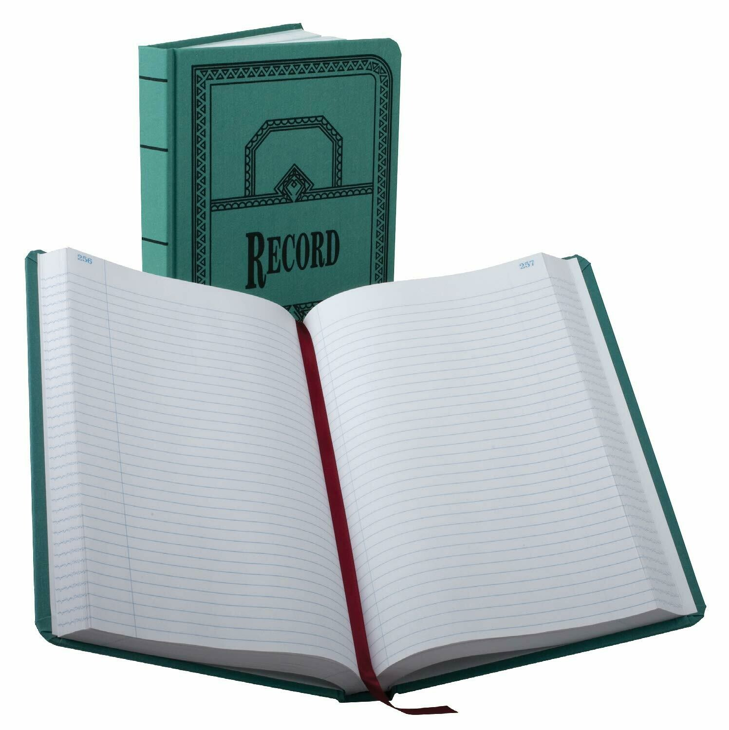 Blueline / Record/Account Book, 500 Pages
