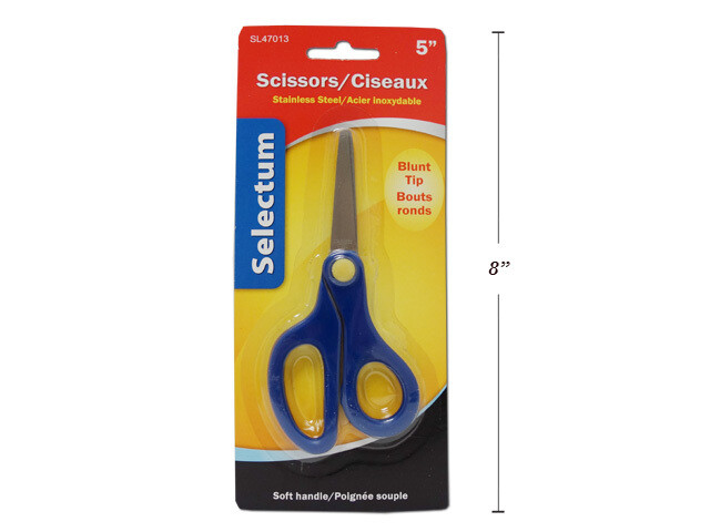 """Link Product / Scissors 5"""" Blunt Tip, 5 Inches"""
