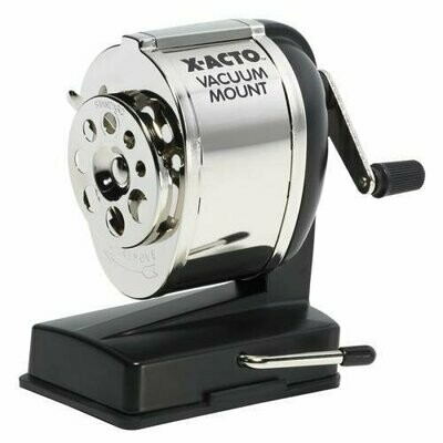 X-Acto / Vacuum Mount Manual Pencil Sharpener - Desktop