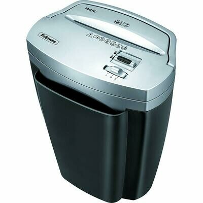 Fellowes / Powershred W11C, 11-Sheet Cross-cut Paper and Credit Card Shredder with Safety Lock